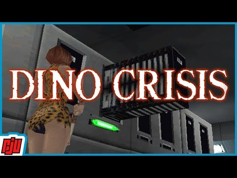 Dino Crisis Part 4 | Survival Horror Game Walkthrough | PC Version Gameplay