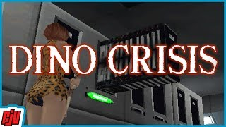 Dino Crisis Part 4 | Survival Horror Game Walkthrough | PC Version Gameplay
