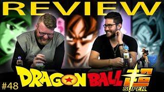 Dragon Ball Super [English Dub] REVIEW!! Episode 48