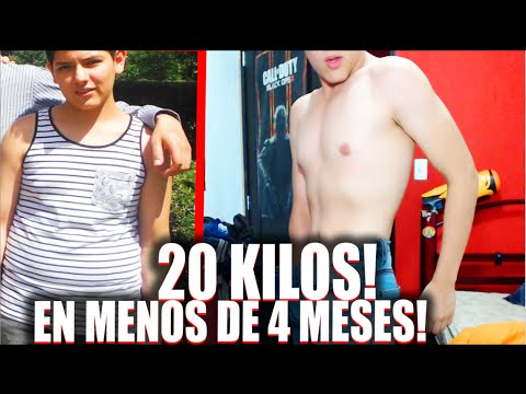 Adelgazar 20 kilos en un another