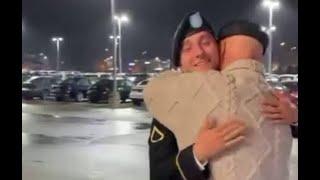 Veteran comes home to Geneva, surprises All Chocolate Kitchen chef
