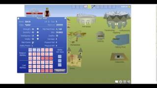 Ladder Slasher Beginners Guide 2of4 ( d2jsp.org Free Flash Game)