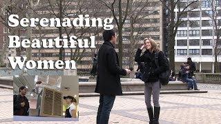 Serenading Beautiful Women JerryLiuFilms David The Russian Guest star