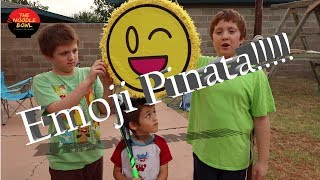 The Emoji Movie Celebration, Emoji Pinata Surprise.