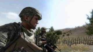 Arma 2 Operation Arrowhead gameplay 5