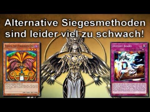 Yu-Gi-Oh! - Warum sind alternative Siegesmethoden so schwach?