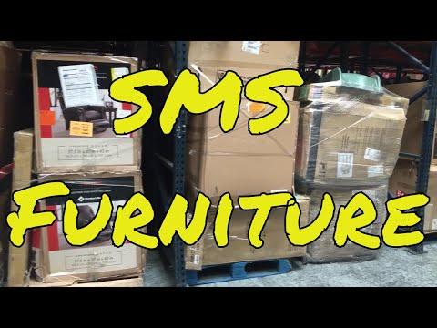 SMS Furniture Loads