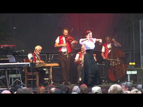 Flamenco & Appenzell beim  open air thumbnail