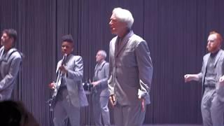 """David Byrne @ la Philharmonie de Paris 03/07/2018 """"This Must Be the Place + Once in a Lifetime"""""""