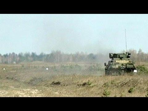 NATO warnt Russland