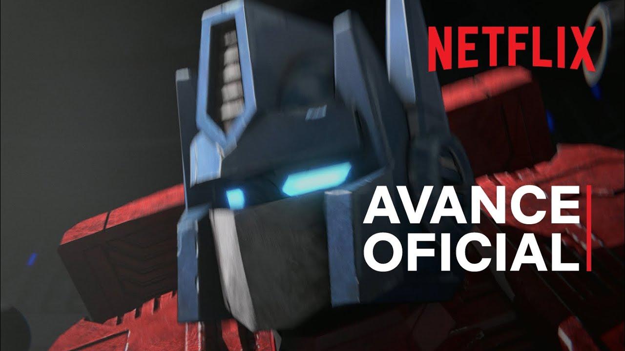 Transformers: Trilogía de la guerra por Cybertron - El amanecer de la Tierra | Avance | Netflix