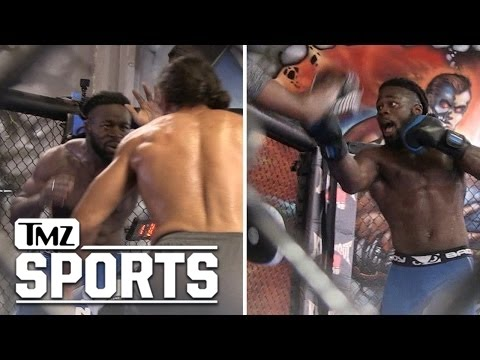 Kimbo Slice's Son- I Wanna Bang Kylie Jenner...And Tyga Can't Stop Me! | TMZ Sports