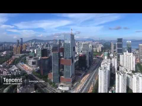NBBJ - Tencent Corporate Headquarters