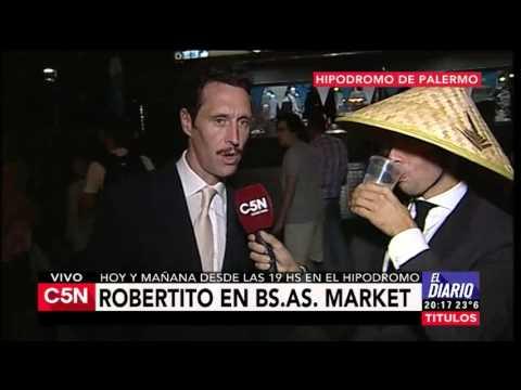 C5N - Consumo: Noche de Buenos Aires Market en el Hipódromo de Palermo (Parte 1)