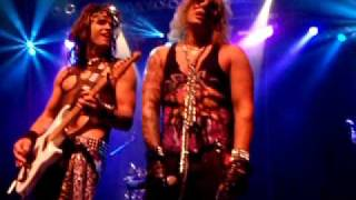 16 Steel Panther - Eatin' Ain't Cheatin (HOB-Houston, TX) 05/21/2010.AVI