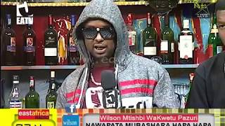FRIDAY NIGHT LIVE Mr Blue awaponda wasanii wenzake