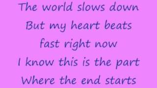 The Pussycat Dolls- I hate this part (right here)with lyrics