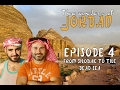 The wonders of Jordan - Episode 4: Mud treatment and lots of floating at the Dead Sea