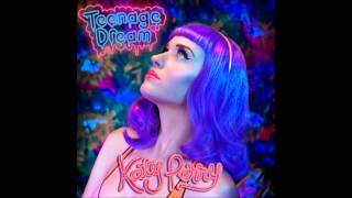 Katy Perry - Teenage Dream Karaoke / Instrumental with backing vocals and lyrics