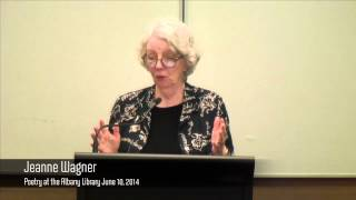 Poetry at the Albany Library - Rebecca Foust