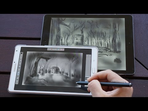 BEST IOS/ANDROID STYLUS | ADONIT JOT DASH VIDEO REVIEW | DansTube.TV