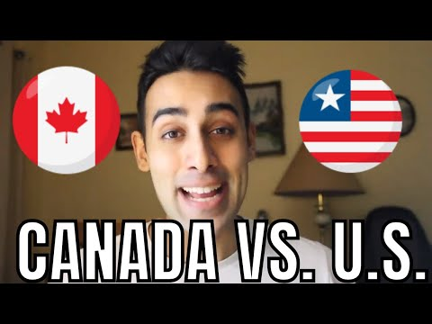 Is Canada Or America A Better Place To Live? | Canada Vs. U.S.