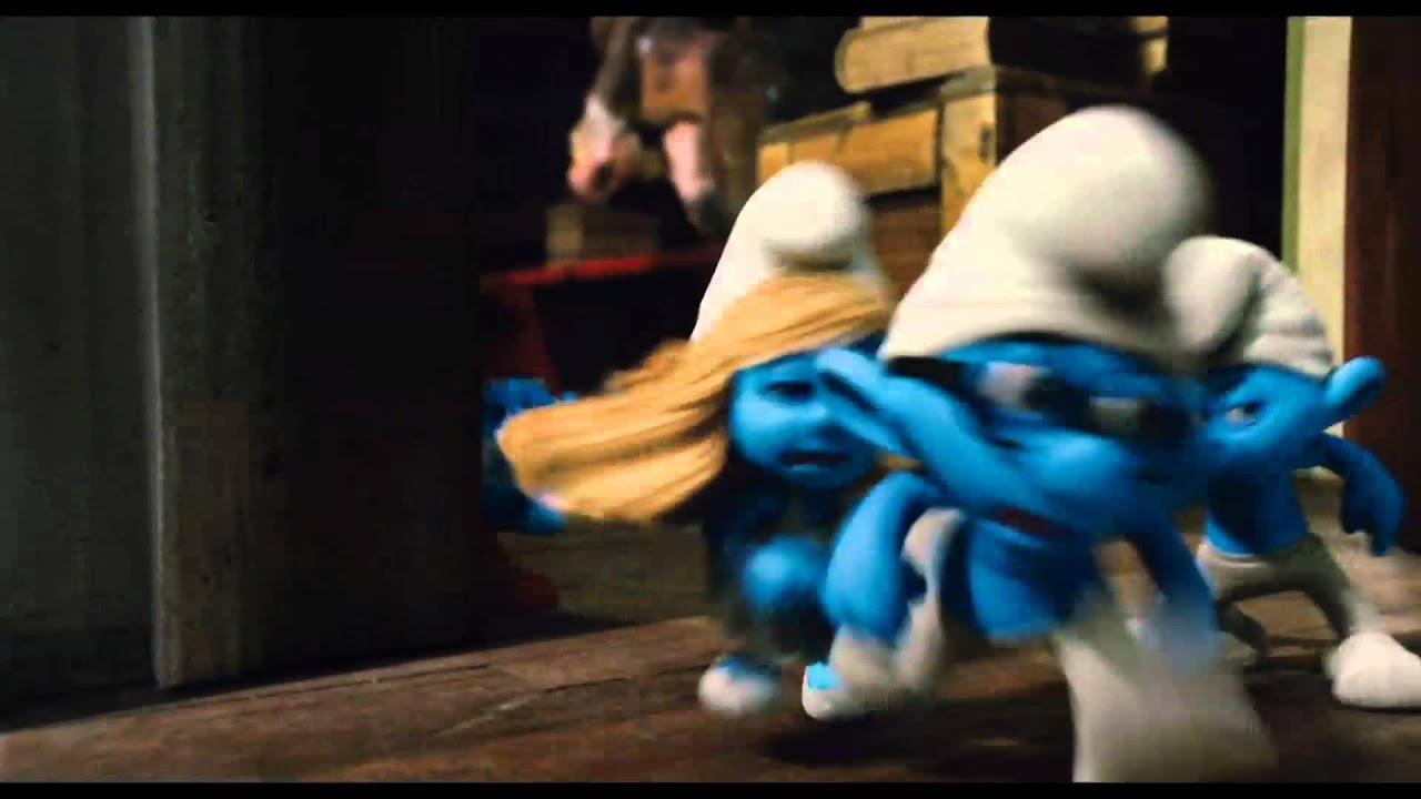 The Smurfs Movie Trailer 2011 - YouTube