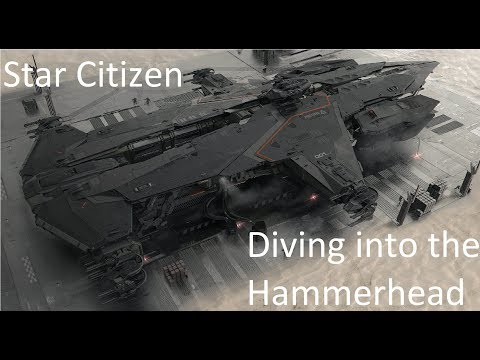 Star Citizen: Diving into the Hammerhead
