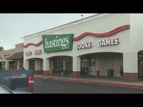 Albuquerque customers on Hastings closing: End of an era