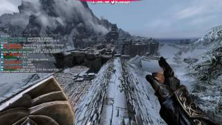 Modded Skyrim Stormcloak Questline #2 ♠ Rimming that Sky! | ScrubForce - uzalu