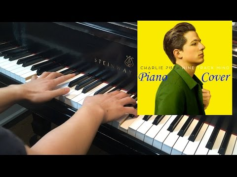 Charlie Puth: Nine Track Mind (Piano Album Cover)