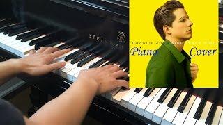 Charlie Puth Nine Track Mind Piano Album Cover