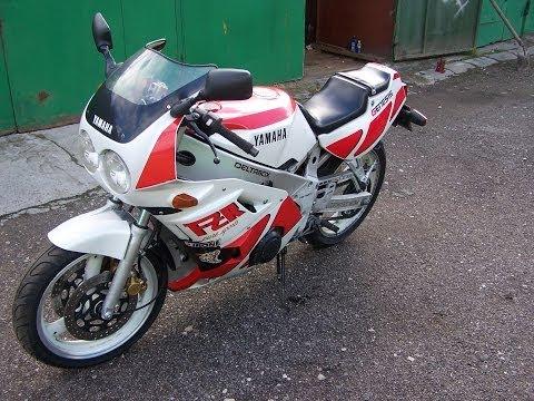 Yamaha FZR 400 1WG The Best