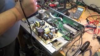 Sony DAV SB100 No sound. Can it be saved?
