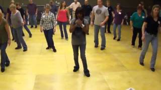GET DOWN ON IT. - Beginner Line Dance.