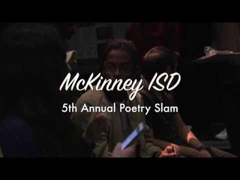 McKinney ISD High School Poetry Slam - Extended Look