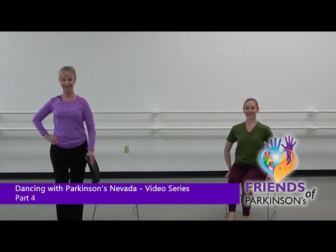 Part 4: Dancing with Parkinsons NV Video Series