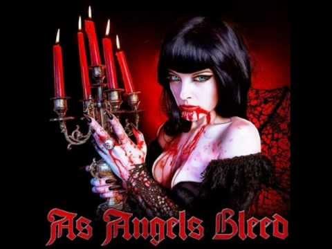 Клип As Angels Bleed - Bloody Kisses