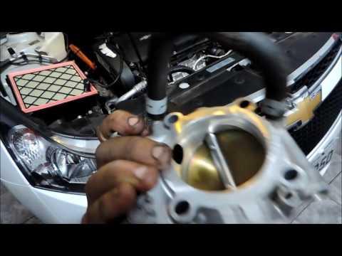 Cruze Sport 6 2012 - membrana da tampa furada!