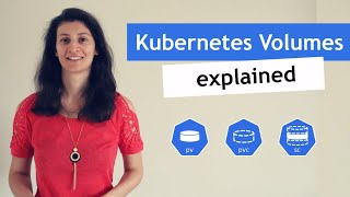 Kubernetes Volumes explained | Persistent Volume, Persistent Volume Claim & Storage Class