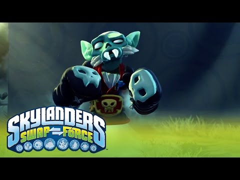 Skylanders Short Cuts: Night Shift l SWAP Force l Skylanders