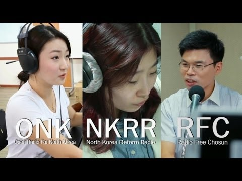 Bring Hopes to North Korea through Radio