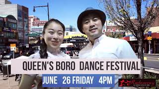 #Rudanceny at #QueensBoroDance Festival 2020