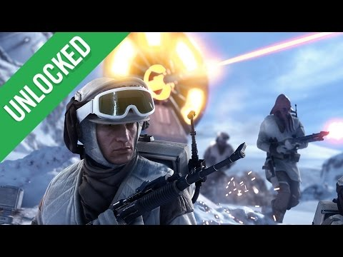 Could Battlefront Outsell Call Of Duty? - Podcast Unlocked