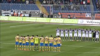 Eintracht Braunschweig vs Erzgebirge Aue - Saison 2012/2013 - Impressionen