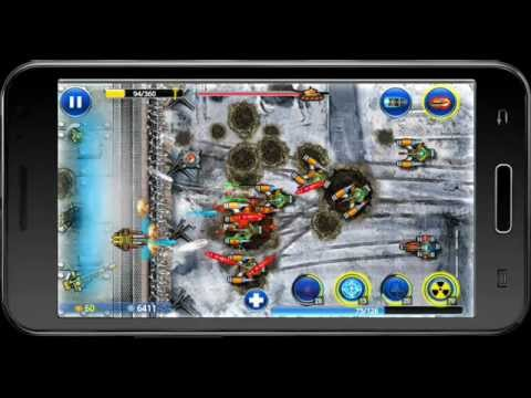 Tank ON: Modern Defender - mobile arcade shooter (2012)
