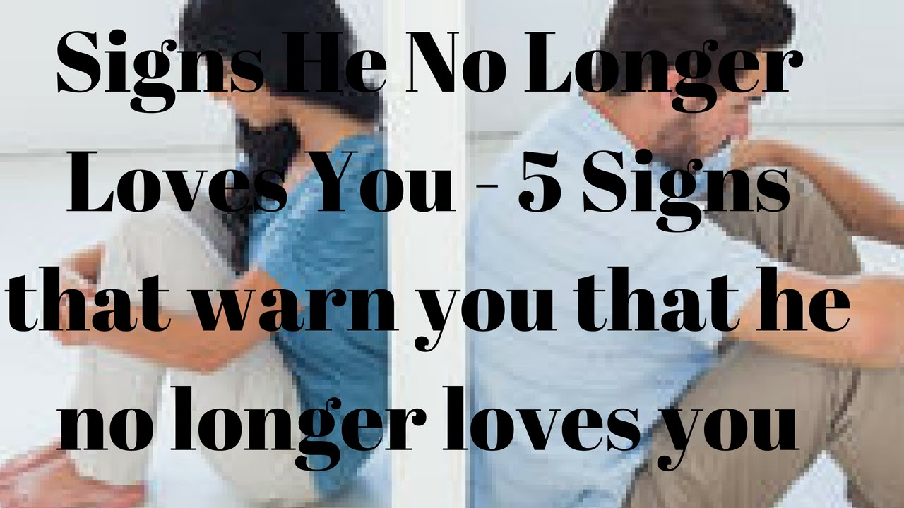 10 ways he subconsciously proves his love for you