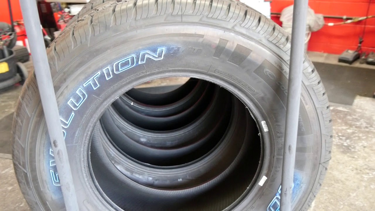 Cooper Tires Review >> Cooper Evolution H T Tire Review Should I Buy Them Youtube