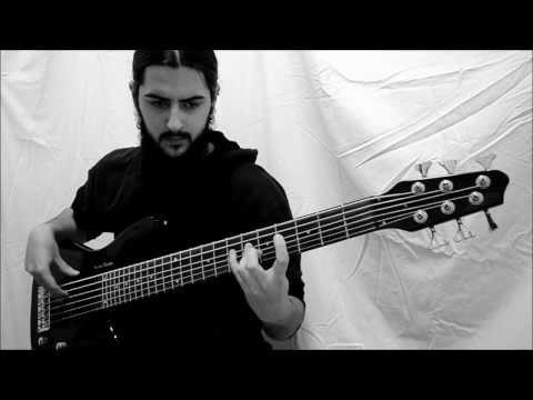 Dream Theater - Enigma Machine (Bass Cover)