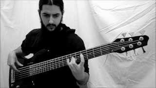 Dream Theater - Enigma Machine (Bass Cover)